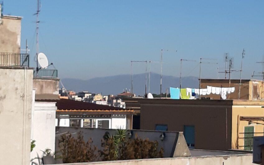 ATTICO: Monteverde Via San Girolamo Emiliani